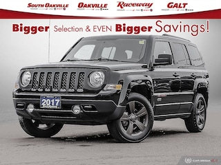 2017 Jeep Patriot 75th Anniversary | 4X4 | HEATED LEATHER | SUNROOF SUV