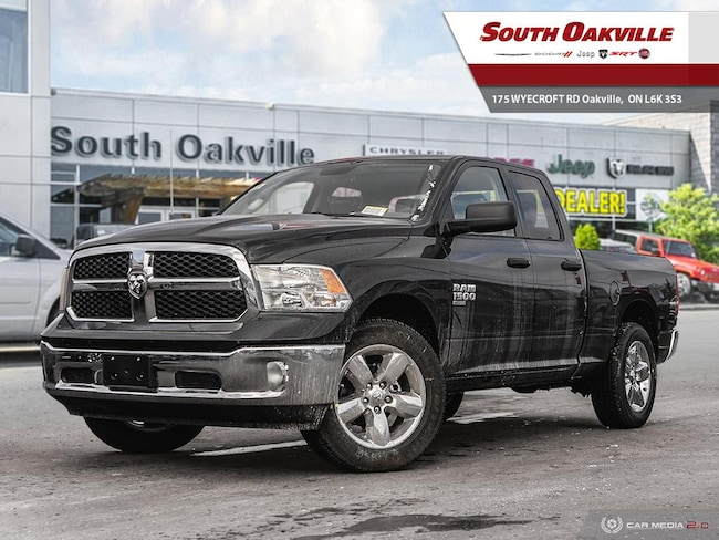 2019 Ram 1500 Classic SXT Plus | 3.55 AXLE RATIO | TOW GROUP Truck Quad Cab