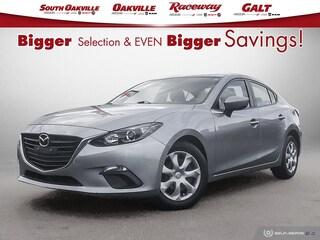 2015 Mazda Mazda3 YES WE ARE OPEN 9-5 | WHITE GLOVE DELIVERY IN THE GTA !! Sedan