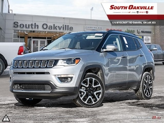 2017 Jeep New Compass Limited | HEATED LEATHER | NAVIGATION SUV