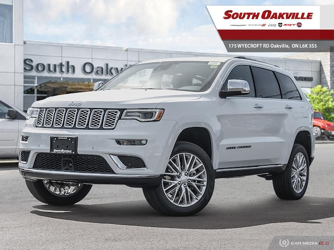 Used 2018 Jeep Grand Cherokee For Sale at South Oakville Chrysler