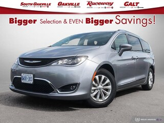 2019 Chrysler Pacifica FORMER COMPANY VEHICLE   LEATHER   DVD   SAFETY TECH   Van Passenger Van
