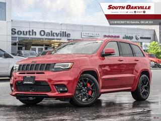 2019 Jeep Grand Cherokee SRT | DUAL SUNROOF | HTD & VTD NAPPA LTHR SUV