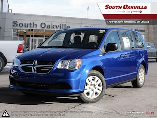 2019 Dodge Grand Caravan CVP | 3RD ROW STOW N GO | CRUISE CONTROLS Van