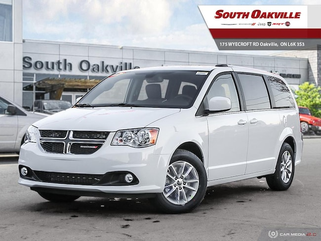 2019 Dodge Grand Caravan SXT Premium Plus | BLUETOOTH | DVD | NAV Van