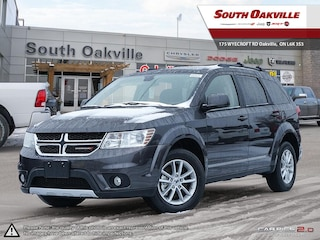 2018 Dodge Journey SXT | AWD | DUAL DVD | NAVIGATION | SUNROOF SUV