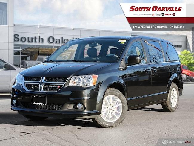 2019 Dodge Grand Caravan SXT Premium Plus | BLUETOOTH | DVD | NAV Van