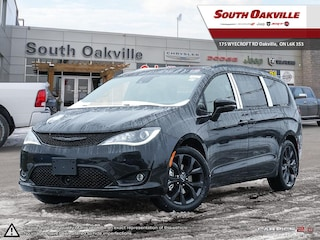 2019 Chrysler Pacifica Limited | ADV. SAFETYTEY GRP | VENTED LEATHER Van