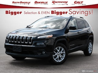 2016 Jeep Cherokee North|BTOOTH|HTD SEATS|SAT|SUB|TOW GRP SUV
