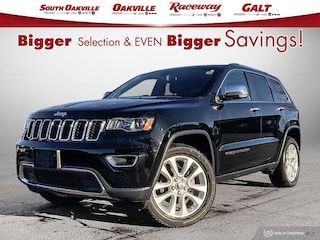 2017 Jeep Grand Cherokee LIMITED | HEATED LEATHER | NO ACCIDENTS | SUNROOF SUV