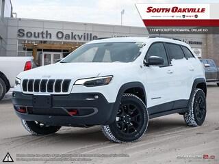 2019 Jeep New Cherokee Trailhawk | DUAL SUNROOF | HEATED LEATHER | NAV SUV