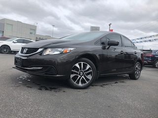 2014 Honda Civic EX | SUNROOF | BLUETOOTH | BACK UP CAMERA | HEATED SEATS | Sedan