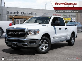 2019 Ram All-New 1500 Tradesman | BENCH SEAT | TRAILER TOW PKG Truck Quad Cab