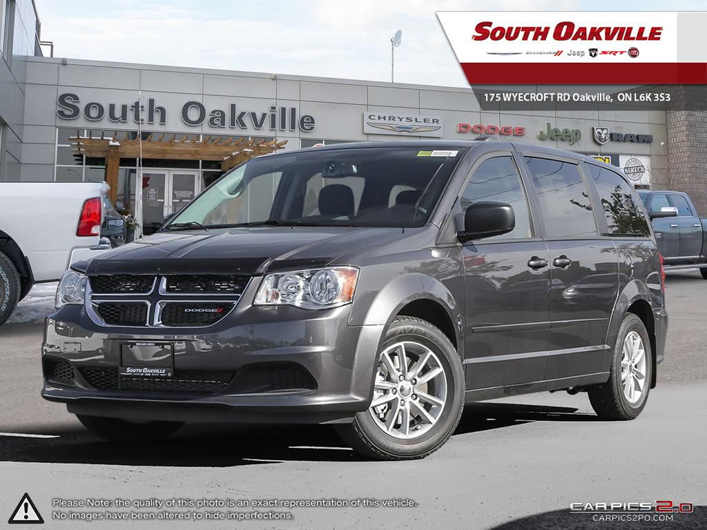 2017 Dodge Grand Caravan SXT Plus | BLUETOOTH | DEMO | SIRIUSXM Van