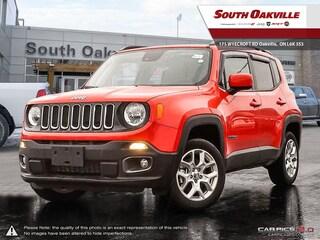 2018 Jeep Renegade North | DUAL SUNROOF | HEATED SEATS | NAV SUV