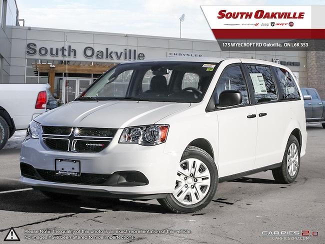 2019 Dodge Grand Caravan CVP | 3RD ROW STOW N GO | BLUETOOTH Van