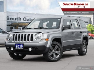 2016 Jeep Patriot Sport|CRUISE CTRLS|HEATED LEATHER |SIRIUSXM SUV