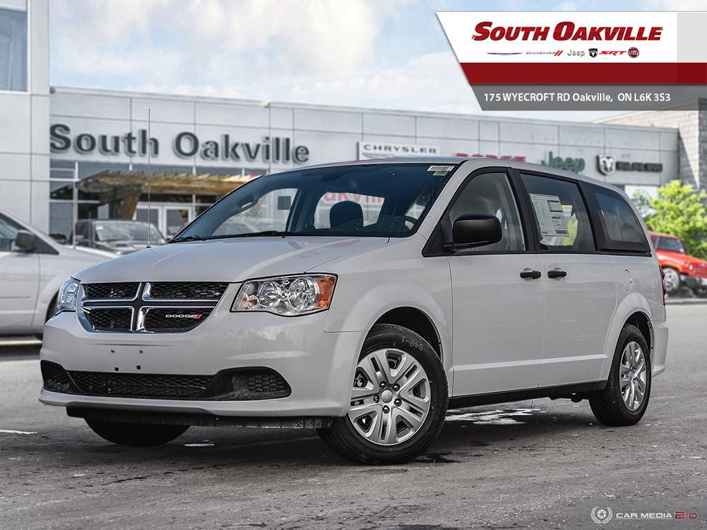 2019 Dodge Grand Caravan CVP | 3RD ROW STOW N GO | CRUISE CONTROLS Van