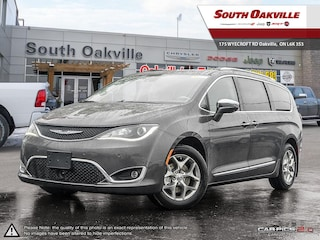 2019 Chrysler Pacifica Limited | DUAL DVD & SUNROOF | VENTED LEATHER Van