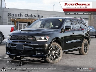 2019 Dodge Durango R/T | HEATED NAPPA LEATHER | NAV | SUNROOF SUV