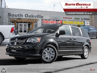 2017 Dodge Grand Caravan SXT | BLUETOOTH | DEMO | SIRIUSXM Van