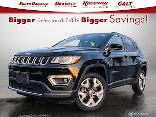 2020 Jeep Compass LIMITED | FORMER CO CAR | NAVI | HEATED LEATHER | SUV