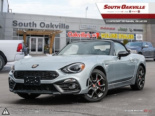 2019 FIAT 124 Spider Abarth | LEATHER | NAVIGATION & SOUND GROUP Convertible