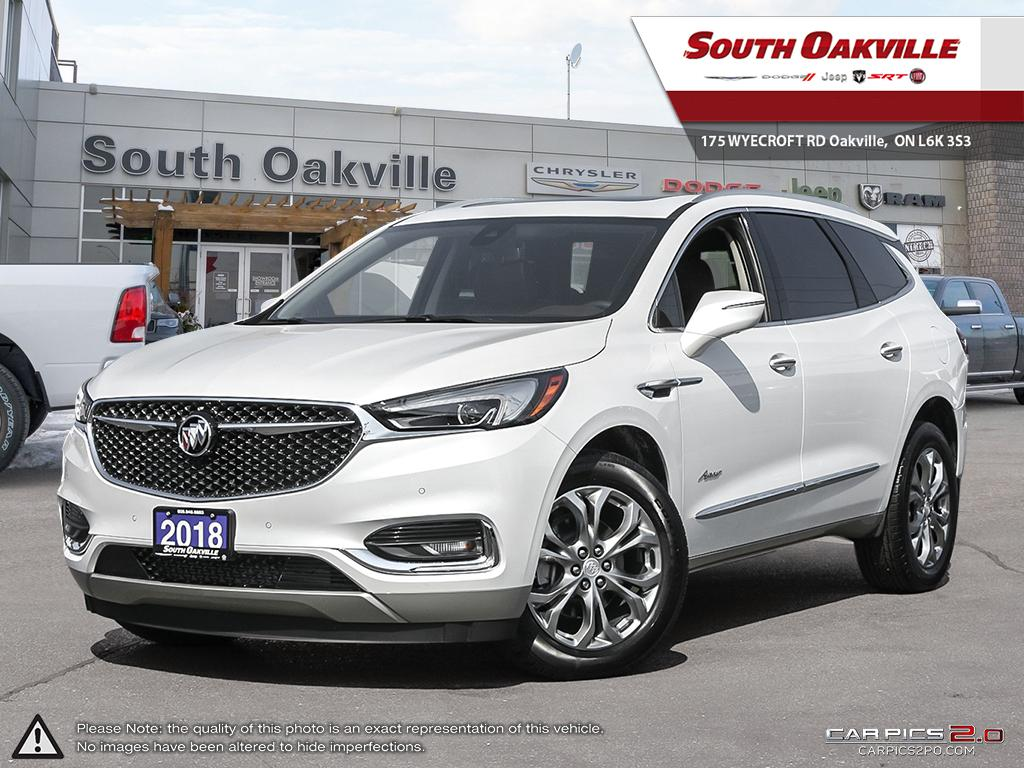 2018 Buick Enclave AVINIR| WEEKEND SPECIAL ONLY | SUNROOF| LEATHER| NAV SUV