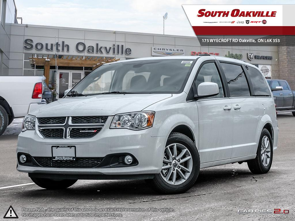 2018 Dodge Grand Caravan SXT Premium Plus | BLUETOOTH | DVD | NAV Van
