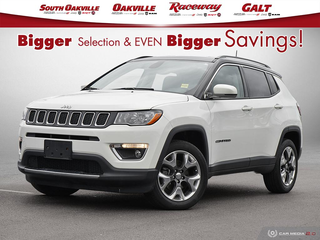 2019 Jeep Compass YES WE ARE OPEN 9-5 | WHITE GLOVE DELIVERY IN THE  SUV