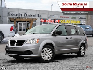 2017 Dodge Grand Caravan SXT | BLUETOOTH | ROOF RAILS | STOW N GO Van Passenger Van