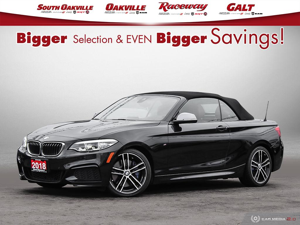 2018 BMW M240i SOLD | SOLD BY NICK G. THANK YOU! Convertible