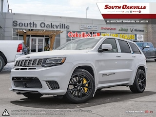 2018 Jeep Grand Cherokee Trackhawk|707HP|DUAL SUNROOF|PERF AUDIO SUV