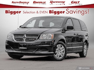 2016 Dodge Grand Caravan FRESH TRADE | REAR STOW N GO | LOOK AT ME Van Passenger Van