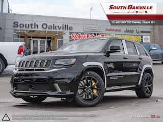 2018 Jeep Grand Cherokee TRACKHAWK | SUPERCHARGED | 707 HP | BREMBOS SUV