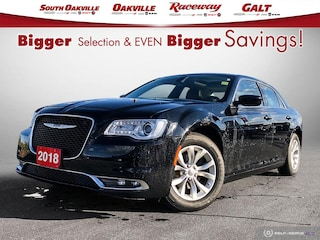 2018 Chrysler 300 LEATHER | POWER SUNROOF | REMOTE START Sedan