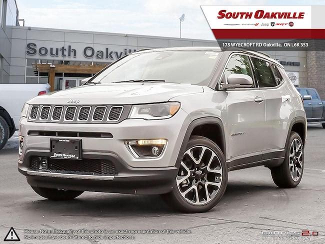 2018 Jeep Compass Limited | BEATS AUDIO | DUAL SUNROOF | NAV SUV