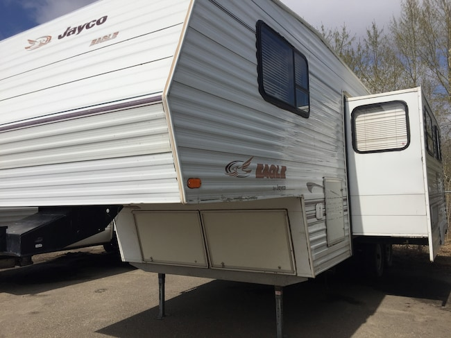 1999 Jayco Eagle 243 5TH WHEEL