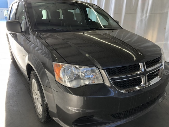 New 2019 Dodge Grand Caravan SXT Van CA1911 in Red Deer, AB