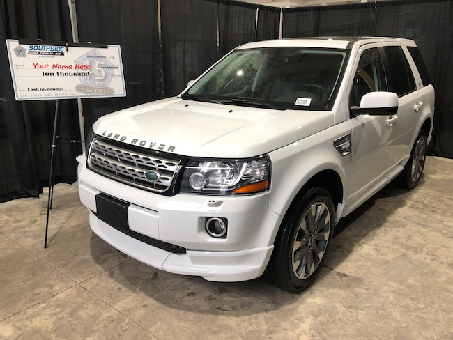 2015 Land Rover LR2 BASE HSE W/ LEATHER, PANORAMIC SUNROOF, 1 OWNER Sport Utility