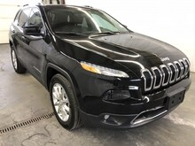 2017 Jeep Cherokee 4X4,Blind Spot+Cross Path detection Sport Utility