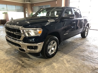 New 2019 Ram 1500 Big Horn Crew Cab Pickup - Short Bed W19213 in Red Deer, AB