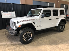 2019 Jeep Wrangler Unlimited Rubicon Sport Utility WR1913