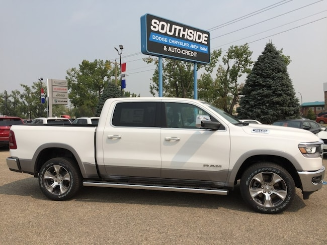 New 2019 Ram 1500 Laramie Crew Cab Pickup - Short Bed W1955 in Red Deer, AB