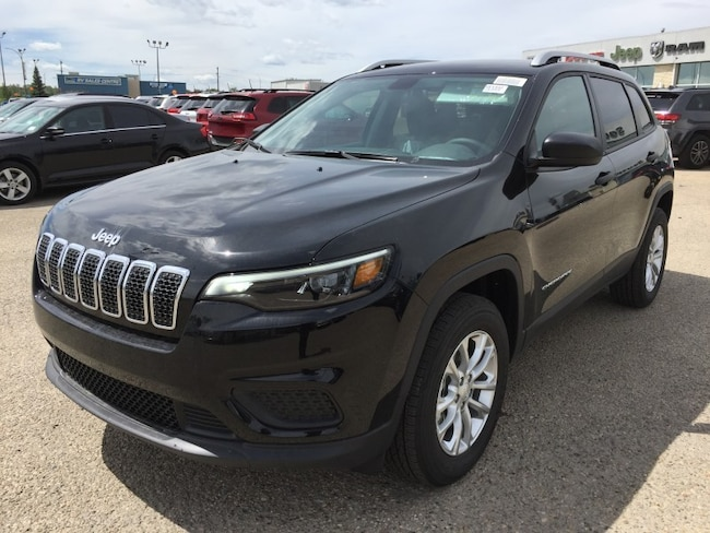 New 2019 Jeep Cherokee Sport Sport Utility CE1932 in Red Deer, AB