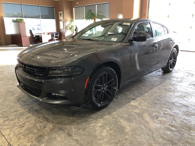 New 2019 Dodge Charger SXT Car CH1901 in Red Deer, AB