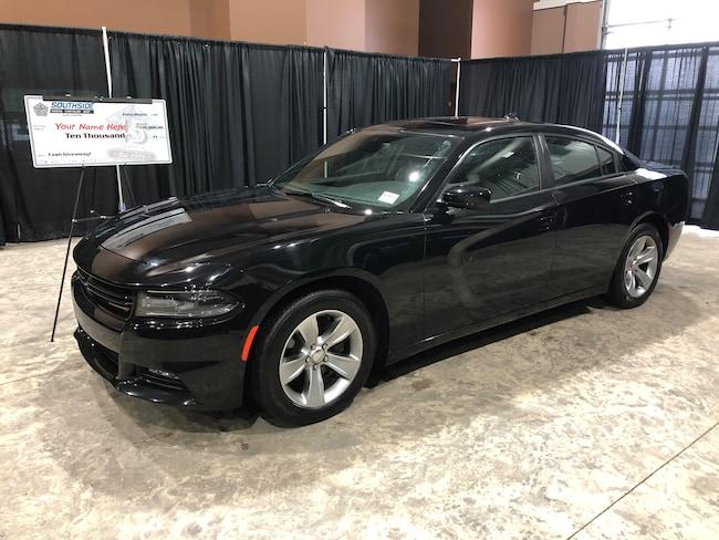 2018 Dodge Charger SXT Plus W/Blindspot Detection, Sunroof Car