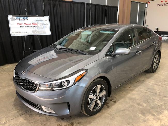 2018 Kia Forte LX+ Car
