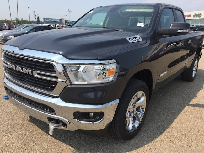 New 2019 Ram All-New 1500 Big Horn Truck Quad Cab W1979 in Red Deer, AB