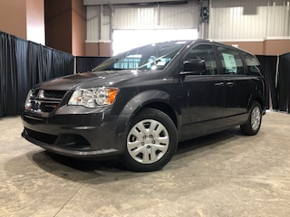 New 2019 Dodge Grand Caravan Canada Value Package Remote Keyless Entry - $230 B Van CA1947 2C4RDGBG3KR762942 in Red Deer, AB